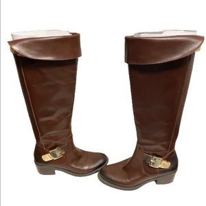 Vince Camuto Bocca over knee riding boots size 6